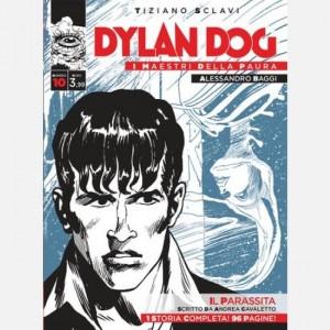 Dylan Dog - I maestri della paura Il parassita