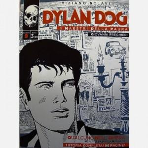 Dylan Dog - I maestri della paura Qualcuno nell'ombra