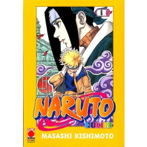 Naruto Color - N° 6 - Naruto Color - Planet Manga