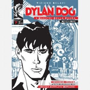 Dylan Dog - I maestri della paura Horror market
