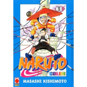 Naruto Color - N° 23 - Naruto Color - Planet Manga