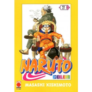 Naruto Color - N° 27 - Naruto Color - Planet Manga