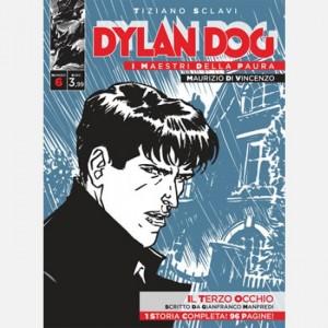 Dylan Dog - I maestri della paura Il terzo occhio