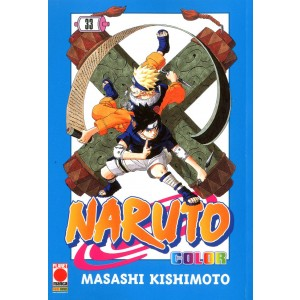 Naruto Color - N° 33 - Naruto Color - Planet Manga