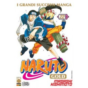 Naruto Gold - N° 22 - Naruto Gold - Planet Manga