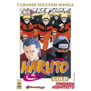 Naruto Gold - N° 36 - Naruto Gold - Planet Manga