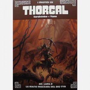 Thorgal La mano mozzata del Dio Tyr