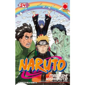 Naruto Il Mito - N° 54 - Naruto Il Mito - Planet Manga