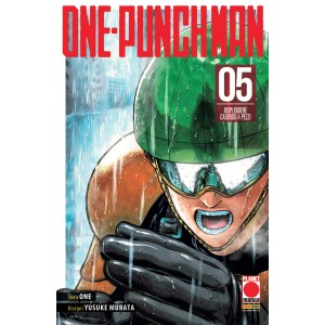 One-Punch Man - N° 5 - One-Punch Man - Manga One Planet Manga