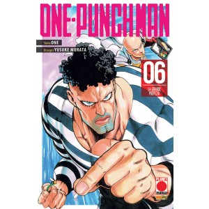 One-Punch Man - N° 6 - One-Punch Man - Manga One Planet Manga