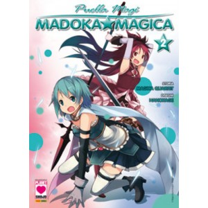 Puella Magi Madoka Magica - N° 2 - Puella Magi Madoka Magica (M3) - Manga Heart Planet Manga