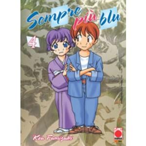 Sempre Piu Blu - N° 4 - Sempre Piu Blu (M18) 4 - Planet Manga