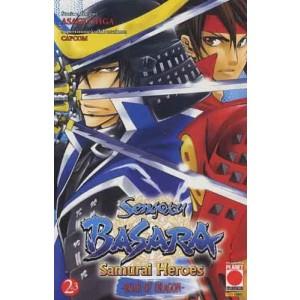 Sengoku Basara - N° 2 - Samurai Heroes - Manga One Planet Manga