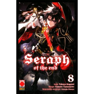 Seraph Of The End - N° 8 - Seraph Of The End - Arashi Planet Manga