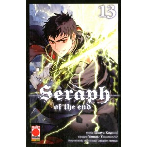 Seraph Of The End - N° 13 - Seraph Of The End - Arashi Planet Manga