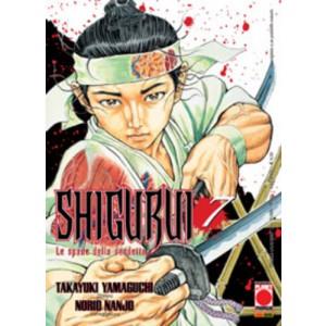 Shigurui - N° 7 - Le Spade Della Vendetta - Manga Universe Planet Manga