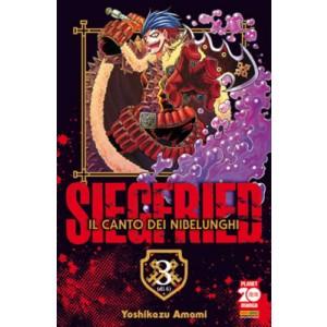 Siegfried - N° 3 - Il Canto Dei Nibelunghi (M6) - Sakura Planet Manga