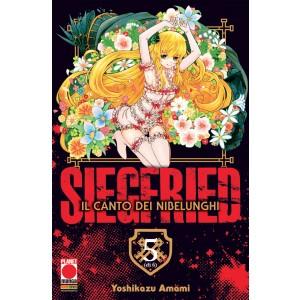 Siegfried - N° 5 - Il Canto Dei Nibelunghi (M6) - Sakura Planet Manga