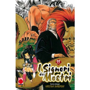 Signori Dei Mostri - N° 11 - Signori Dei Mostri - Planet Manga Presenta Planet Manga