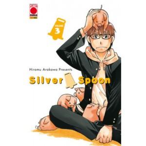 Silver Spoon - N° 3 - Silver Spoon - Manga Life Planet Manga