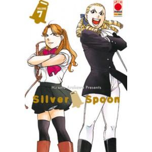 Silver Spoon - N° 7 - Silver Spoon - Manga Life Planet Manga