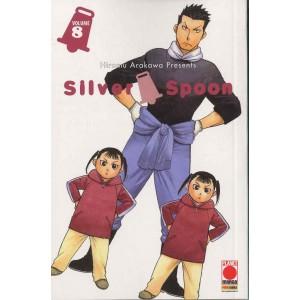 Silver Spoon - N° 8 - Silver Spoon - Manga Life Planet Manga