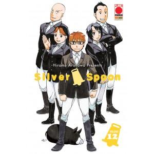Silver Spoon - N° 12 - Silver Spoon - Manga Life Planet Manga