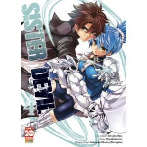 Sister Devil (M9) - N° 4 - Sister Devil - Manga Fire Planet Manga