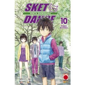 Sket Dance - N° 10 - Sket Dance (M32) - Planet Manga