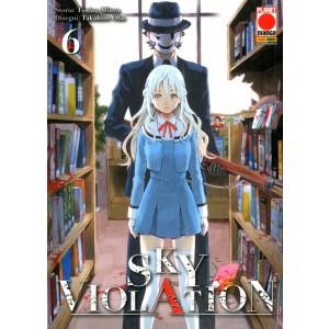 Sky Violation - N° 6 - Sky Violation - Manga Drive Planet Manga