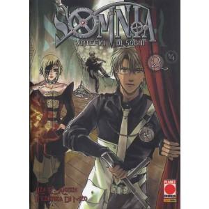 Somnia Artefici Di Sogni - N° 2 - Somnia Artefici Di Sogni (M4) - Planet Manga