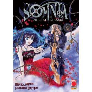 Somnia Artefici Di Sogni - N° 4 - Somnia Artefici Di Sogni (M4) - Planet Manga