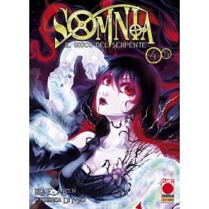 Somnia Il Gioco Del Serpente - N° 4 - Il Gioco Del Serpente (M4) - Somnia Planet Manga