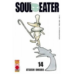 Soul Eater - N° 14 - Soul Eater - Capolavori Manga Planet Manga