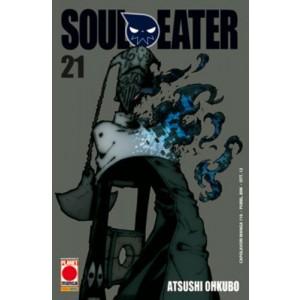 Soul Eater - N° 21 - Soul Eater - Capolavori Manga Planet Manga