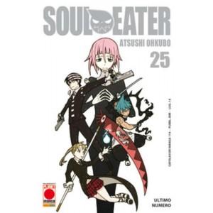 Soul Eater - N° 25 - Soul Eater - Capolavori Manga Planet Manga