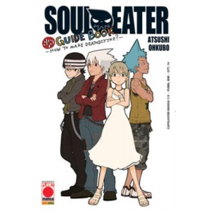 Soul Eater Super Guide Book - How To Make Deathscythe? - Capolavori Manga Planet Manga