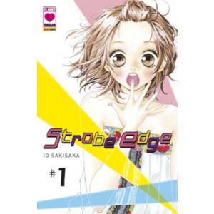 Strobe Edge - N° 1 - Strobe Edge (M10) - Manga Angel Planet Manga