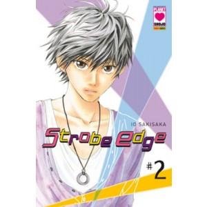 Strobe Edge - N° 2 - Strobe Edge (M10) - Manga Angel Planet Manga