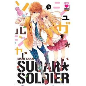 Sugar Soldier - N° 6 - Sugar Soldier - Manga Dream Planet Manga