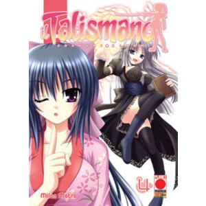 Talismano - N° 4 - Omamori Himari - Collana Planet Planet Manga