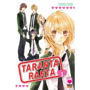 Tarantaranta - N° 1 - Tarantaranta (M2) - Mille Emozioni Planet Manga