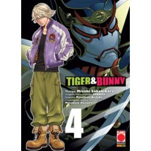 Tiger & Bunny - N° 4 - Tiger & Bunny - Manga Hero Planet Manga