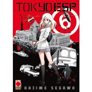 Tokyo Esp - N° 6 - Tokyo Esp (M15) - Manga Universe Planet Manga