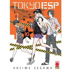 Tokyo Esp - N° 10 - Tokyo Esp (M15) - Manga Universe Planet Manga