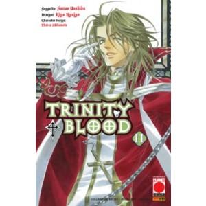 Trinity Blood - N° 11 - Trinity Blood - Collana Japan Planet Manga