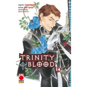 Trinity Blood - N° 14 - Trinity Blood - Collana Japan Planet Manga