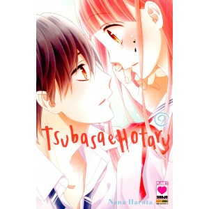 Tsubasa E Hotaru (M11) - N° 9 - Tsubasa E Hotaru - Manga Angel Planet Manga