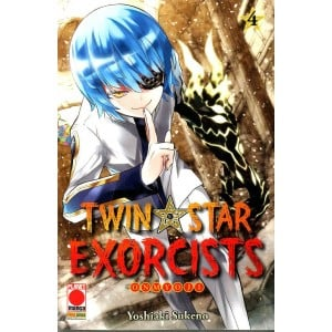Twin Star Exorcists - N° 4 - Twin Star Exorcists - Manga Rock Planet Manga