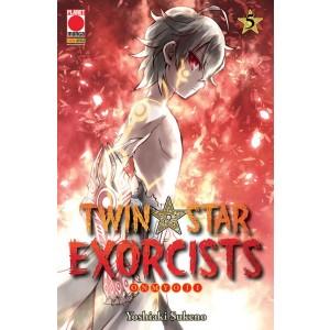 Twin Star Exorcists - N° 5 - Twin Star Exorcists - Manga Rock Planet Manga